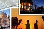 Popular tourist destinations in India