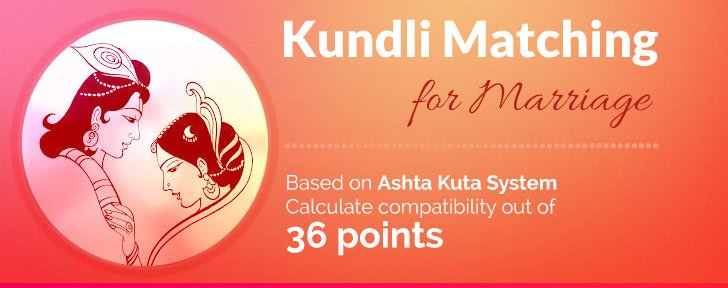 Free Kundali Match Making For Marriage