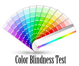 Online Color Blindness Test  Color Vision Test  Ishihara Test