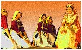 Oppana Dance Kerala, Kerala Oppana Dance