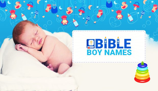 Bible boy names with meanings
