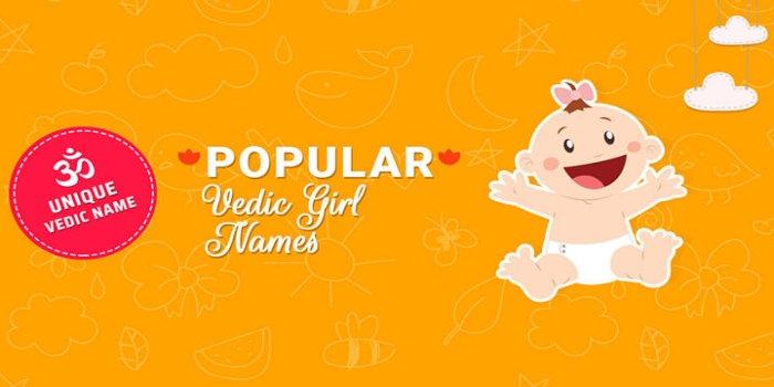 Hindu Vedic Baby Girl Names
