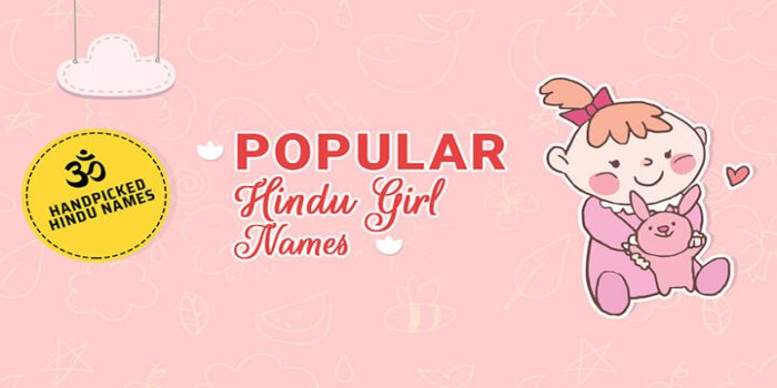 Popular Hindu Baby Girl Names